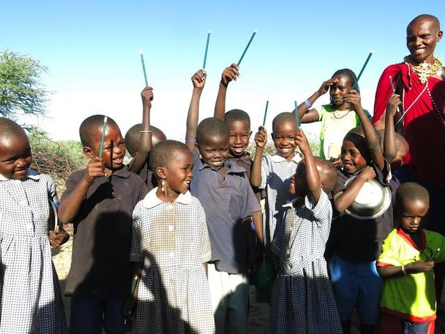 toothbrushes for samburu