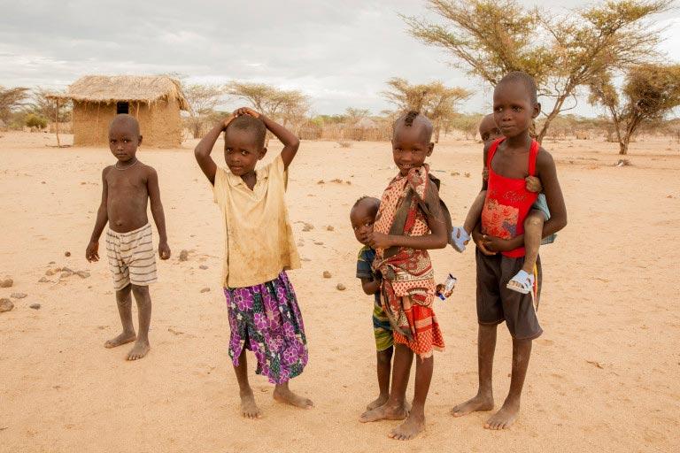 Turkana children (Photo credit- Lorna Buchanan-Jardine)